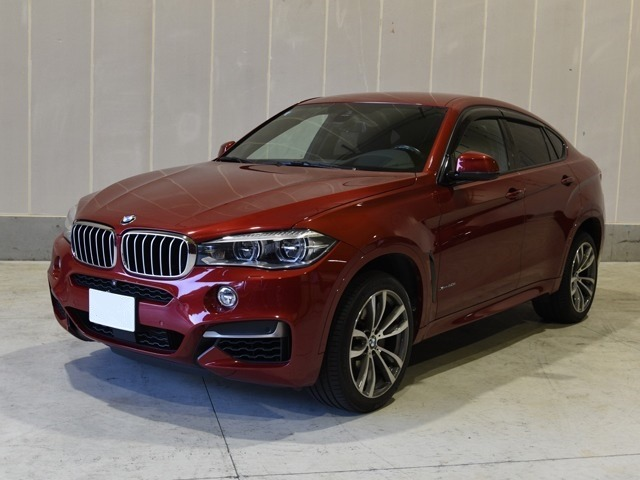 BMW X6 xドライブ50i Mスポーツ 4WD