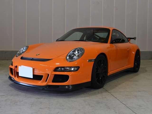 ポルシェ ファーストガレージ Porsche 911GT3RS