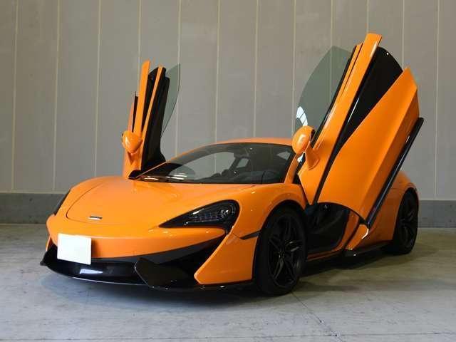 McLaren 570S ファーストガレージ
